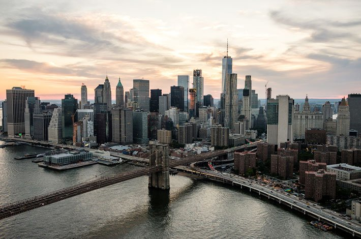Explore New York City with this interactive map