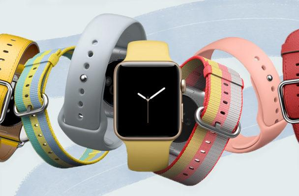 New health insurance perk: free Apple Watches?