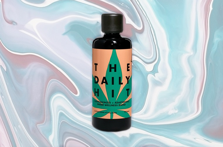 Thumbnail for The stress-reducing, cannabis-infused adaptogen oil that you need in your life