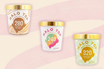Halo Top has a new Mochi Green Tea flavor—but is it actually healthy?