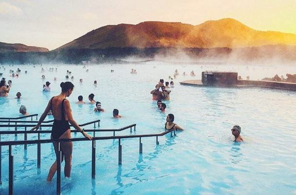 8 hot springs that are equal parts dreamy and rejuvenating