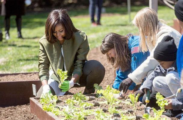 Here's the one healthy food Michelle Obama doesn't like