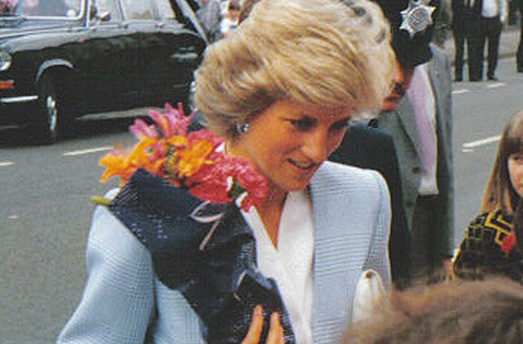 How beauty played a part in Princess Diana's mental-health healing