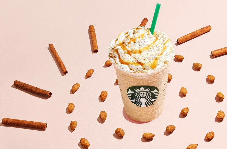 Starbucks' new horchata drink