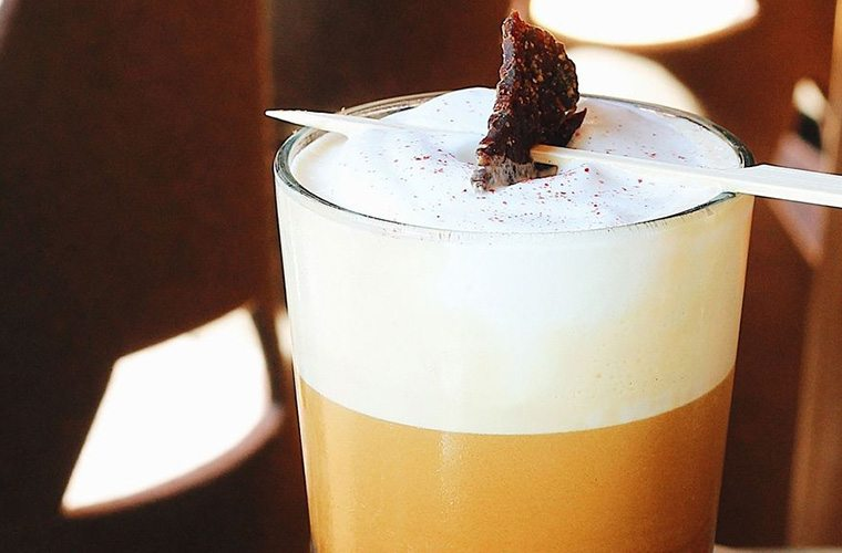 Starbucks' latest specialty drink is garnished with beef jerky