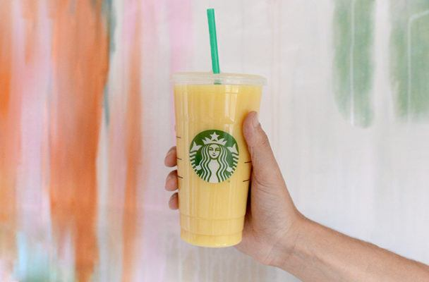 The secret immune-boosting smoothie you should be ordering at Starbucks