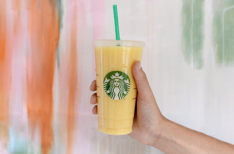 Thumbnail for The secret immune-boosting smoothie you should be ordering at Starbucks