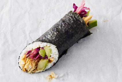 Starbucks just added sushi burritos to its menu—but are they healthy?