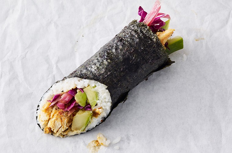 Thumbnail for Starbucks Just Added Sushi Burritos to Its Menu—but Are They Healthy?
