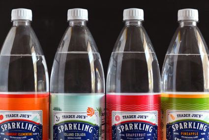 Newsflash: Trader Joe's is now making it easier to keep your sparkling-water obsession going