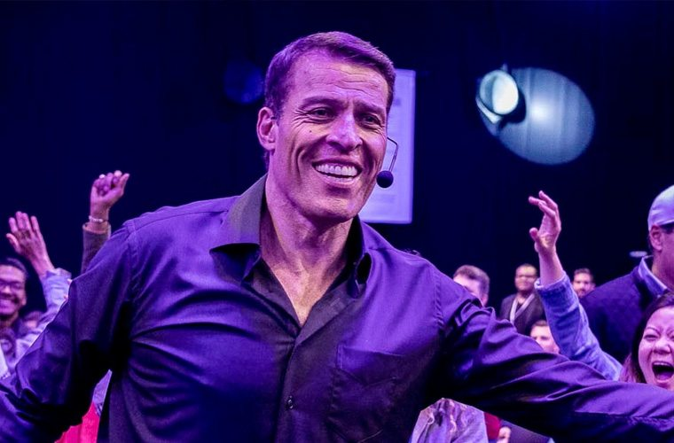 Thumbnail for The 3 things Tony Robbins uses to recover from super-intense workouts