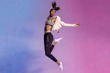10 things to know about style icon and World Champion high jumper Vashti Cunningham