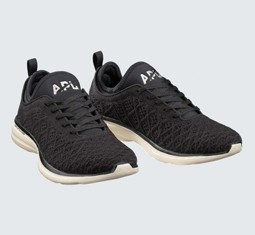 Thumbnail for 11 pairs of cool black sneakers you can wear everywhere