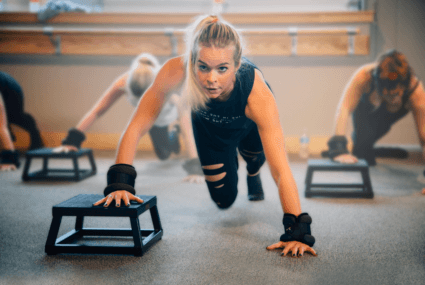 Why your Pure Barre class is about to get way more intense