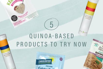 5 buzzy products that are reinventing the way you eat quinoa