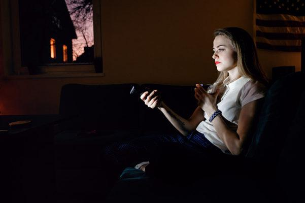 Binge-watching your favorite show might cause sleep problems