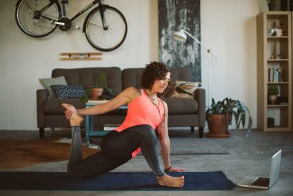 10 free yoga videos that'll give you a studio-quality flow from home