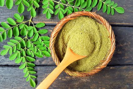 This super green is a stronger anti-inflammatory than turmeric