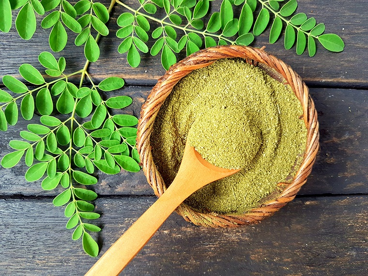Thumbnail for This super green is a stronger anti-inflammatory than turmeric