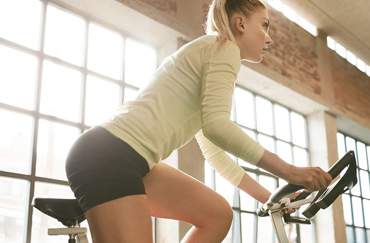 Thumbnail for Meet the at-home spin bike that wants to power your Netflix habit