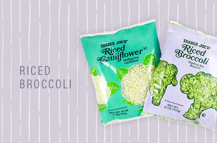 Trader Joe's broccoli rice