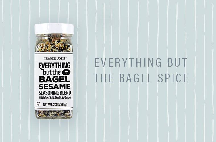 Trader Joe's Everything Bagel spice