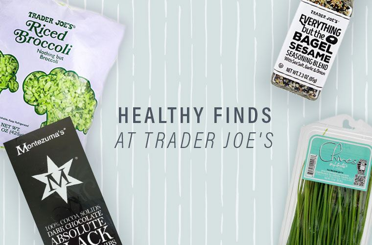 Thumbnail for These are the healthiest foods at Trader Joe's, according to a registered dietitian