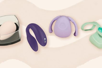 These 7 vibrators are body-safe, eco-friendly, and insanely cool looking