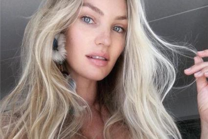 The beauty-boosting smoothie recipe that this Victoria's Secret model swears by