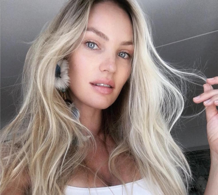 Thumbnail for The beauty-boosting smoothie recipe that this Victoria's Secret model swears by