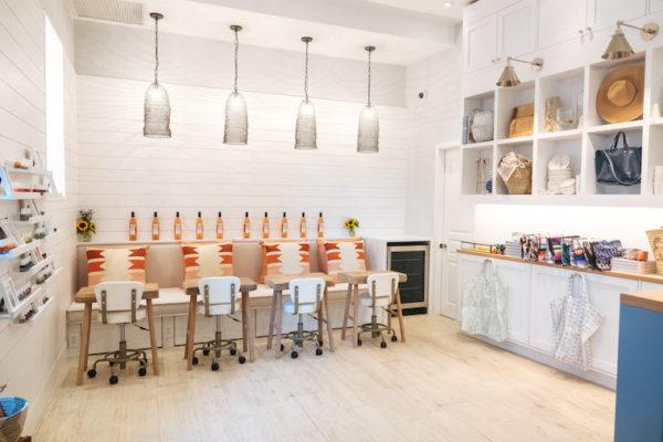 Cote brings its non-toxic manicures—and free-flowing rosé—to NYC