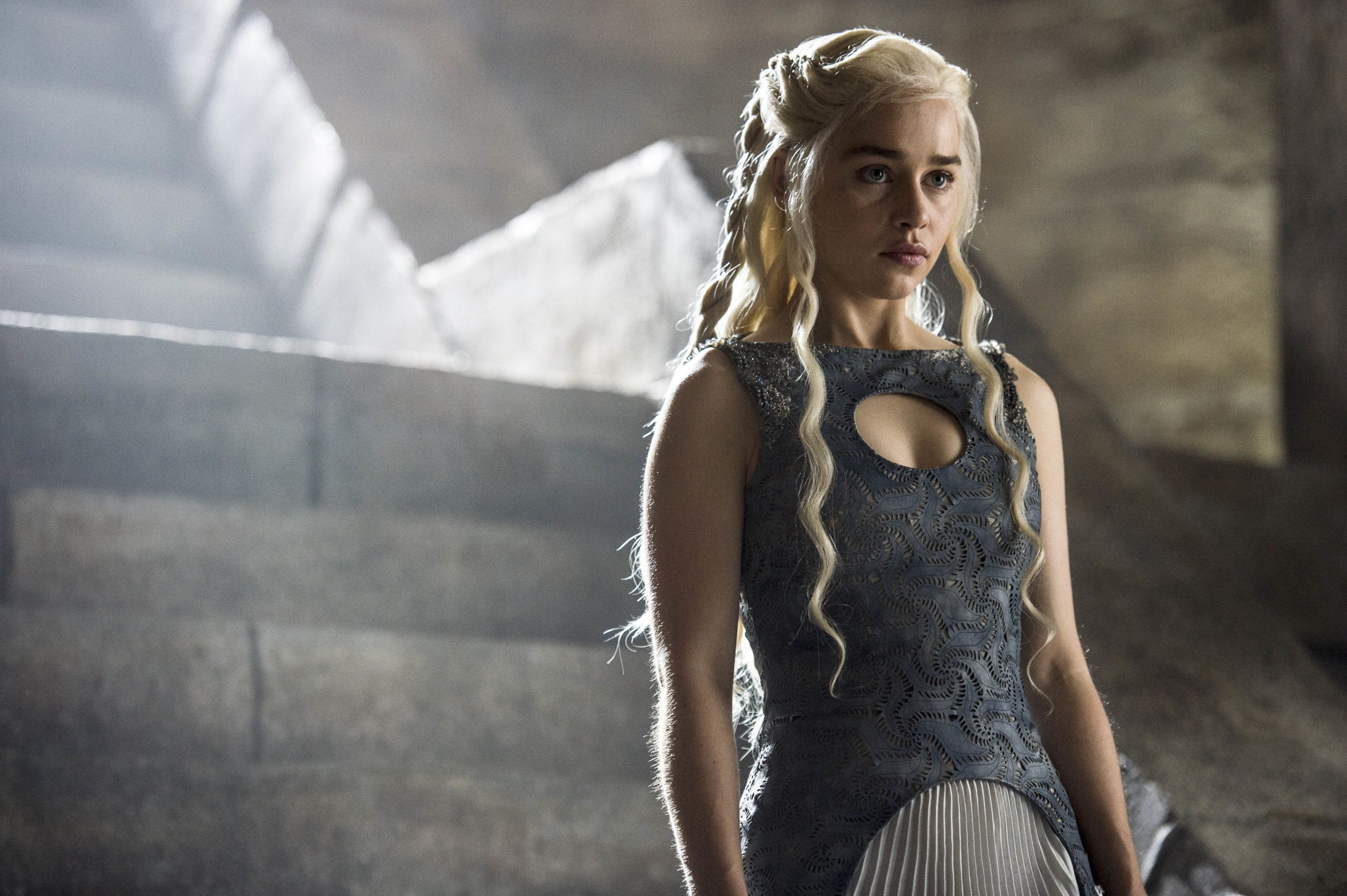 """Thumbnail for What the women of """"Game of Thrones"""" would wear to work out"""