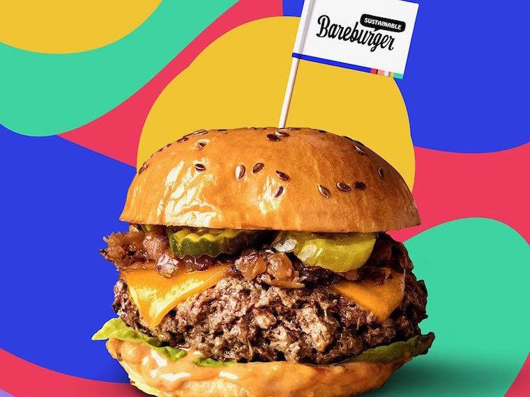 """Here's why the vegan """"bleeding"""" burger is raising food safety alarms"""