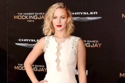 How Jennifer Lawrence came to believe in the power of crystals—sort of