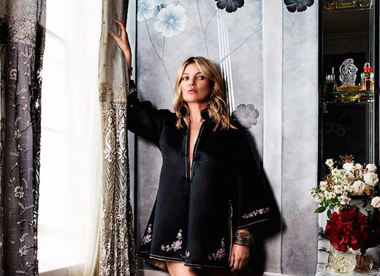 Thumbnail for 9 essentials that'll turn your bathroom into a dreamy, Kate Moss-inspired sanctuary