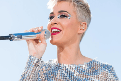 Katy Perry's genius tip for moving on from a breakup