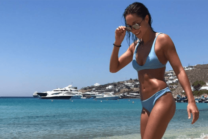 "Kayla Itsines explains, once and for all, what she really means by that ""bikini body"" name"