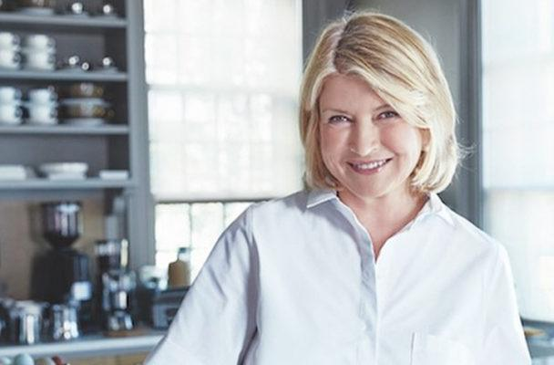 You'll never believe what Martha Stewart does at 5 a.m. every day