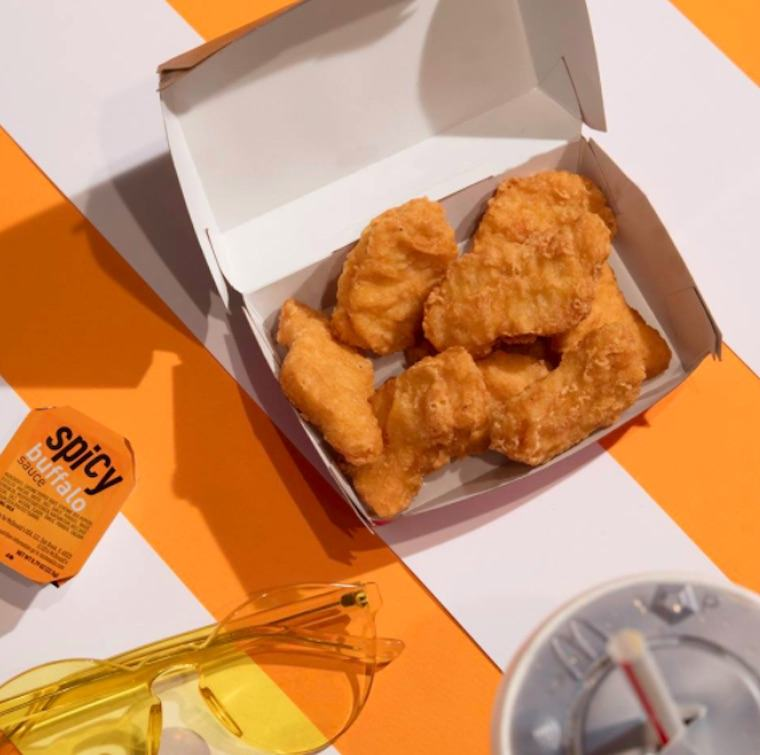 Nuggets Healthy Eats: McDonald's Switch To Antibiotic-free Chicken