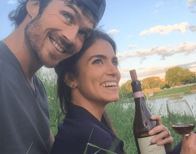 Thumbnail for Nikki Reed and Ian Somerhalder are taking a month of silence—here's what that means