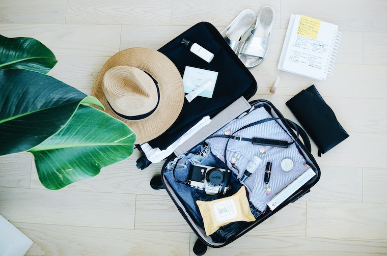 Thumbnail for 5 rules for minimalist travel from the Marie Kondo of packing