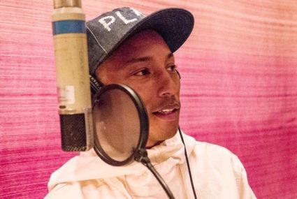 Pharrell wants to bring more love into your life (and we're here for it)
