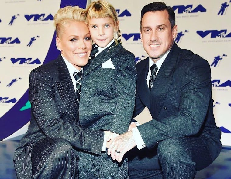 Thumbnail for Pink is teaching her daughter the most inspiring body-loving philosophy ever