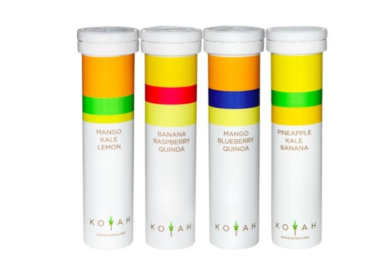 Koyah smoothie powders