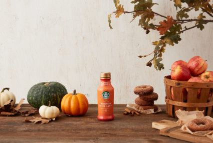 How healthy is Starbucks' new bottled PSL?