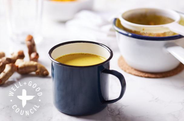 The ACV-turmeric drink healthy chef Lily Kunin swears by to boost immunity and fight inflammation