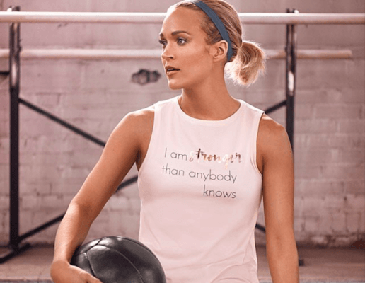 The Protein Bar Carrie Underwood Always Packs in Her Bag