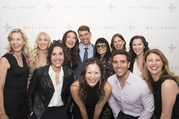 Go behind the scenes of the 2017 Well+Good Council kick-off party