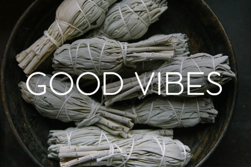 How to use sage and palo santo to give your home good vibes