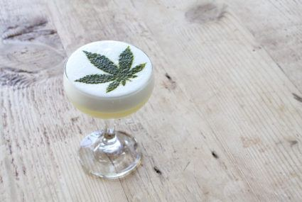The cannabis-infused trend is coming to your cocktails